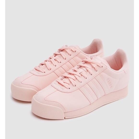 adidas samoa pink